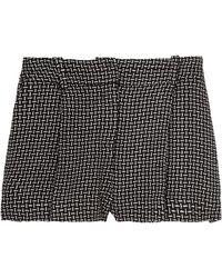 Diane von Furstenberg Naples Shorts - Lyst