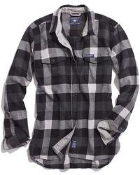 Madewell Penfield Chatham Buffalo Plaid Flannel Shirt - Lyst