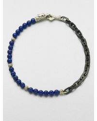 John Hardy | Naga Silver Bracelet | Lyst