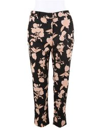 Suno Cropped Pants in Polyester - Lyst