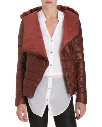 Helmut Quilted Puffer Coat - Lyst