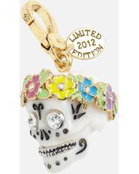 Juicy Couture Sugar Skull Charm multicolor - Lyst
