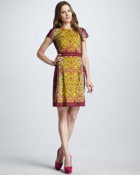 Nanette Lepore Faceted Crystal Ball Dress - Lyst