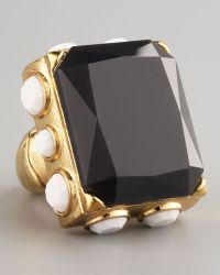 Panacea - Rectangle Ring - Lyst