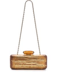 Overture Judith Leiber - Jessica Clutch - Lyst