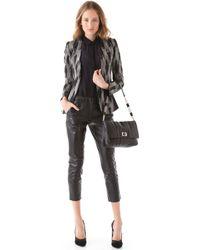 Antipodium - Kingsland Leather Trousers - Lyst