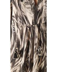 Tribune Standard - Tassel Bib Dress - Lyst
