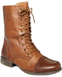 Steve Madden Troopa Boots - Lyst