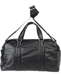 Calvin Klein Black Luggage - Lyst