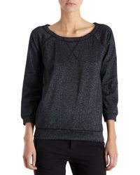 Marc By Marc Jacobs Sparkle Sweat Shirt - Lyst