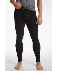 Calvin Klein Cotton Long Underwear - Lyst