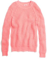 Madewell Bookmark Sweater - Lyst
