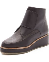 Surface To Air - Velcro Booties - Lyst