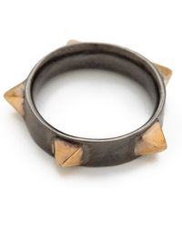 Tom Binns - Protopunk Ring with Spikes - Lyst
