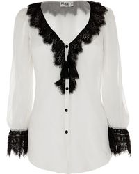 Alice By Temperley - Laverne Shirt - Lyst