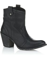 Carvela Kurt Geiger Single Leather Boot - Lyst