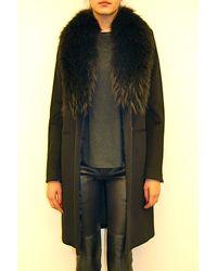 Joseph Man W Fur Coat - Lyst