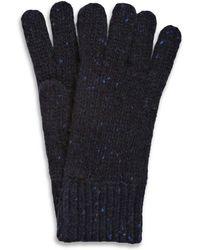 Rag & Bone - Flecked Wool Gloves - Lyst