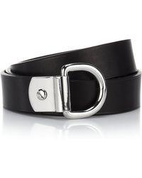 Ralph Lauren Black Label - Double Wrap Belt - Lyst