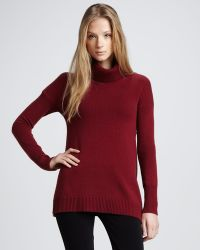 Theory Turtleneck Sweater - Lyst