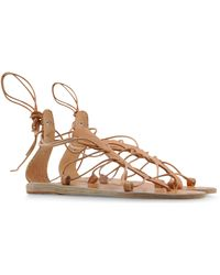 Ancient Greek Sandals Sandals - Lyst
