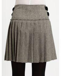 5b3914cd3d Women's Burberry Brit Skirts - Lyst