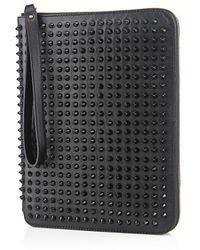 Christian Louboutin Cris Case Spikes - Lyst