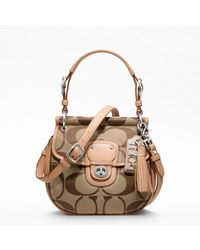 Coach Signature Small New Willis - Lyst