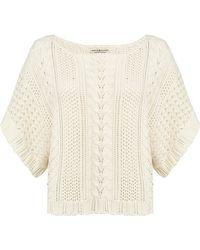 Denim & Supply Ralph Lauren - Cable Knit Jumper - Lyst