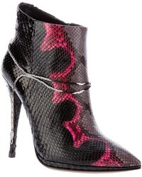Luis Onofre - Stiletto Ankle Boots - Lyst