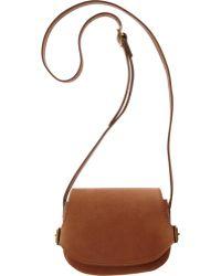 Jas MB - Small Greta Saddle Bag - Lyst