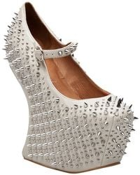 Jeffrey Campbell Prickly Platform - Lyst