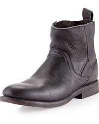 Vintage Shoe Company - Sulphur Boots Black - Lyst