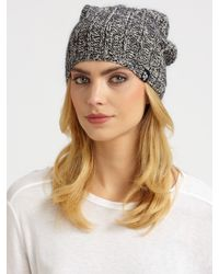 Marc By Marc Jacobs Margo Sweater Hat - Lyst