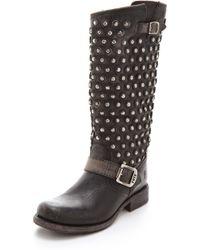 Frye - Jenna Disc Boots - Lyst