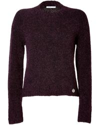 See By Chloé  Marled Knit Pullover - Lyst