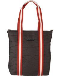 Alessandro Dell'acqua - Large Fabric Bag - Lyst