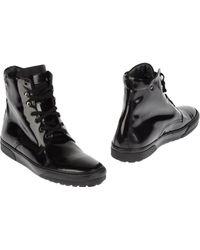 Début - Combat Boots - Lyst