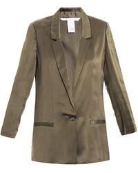 Diane von Furstenberg Shade Jacket - Lyst