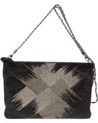 Valentino Medium Leather Bag - Lyst