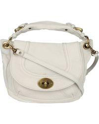 Via Repubblica Medium Leather Bag - Lyst