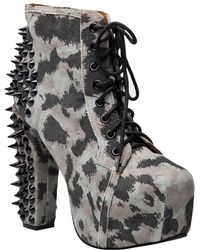Jeffrey Campbell Spike Boot - Lyst