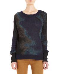 Theyskens' Theory Kroll Sweater - Lyst