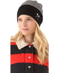 Marc By Marc Jacobs - Critter Beanie Hat - Lyst