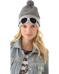 Marc By Marc Jacobs - Trompe L'oeil Beanie - Lyst