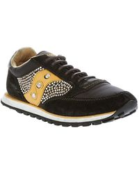 Saucony Studded Sneaker - Lyst