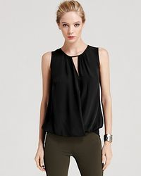 Theory Top Tansley Double - Lyst