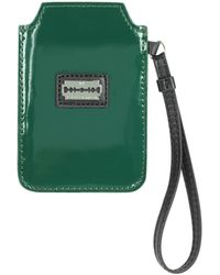 McQ - Patent Leather iPhone Case - Lyst