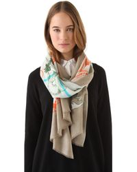 We Are Owls - Knights Cashmere Scarf - Lyst