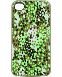 Marc By Marc Jacobs - Camo Print Case For Iphone 44s - Lyst